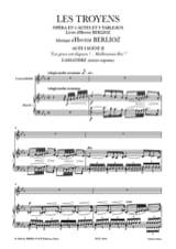 BERLIOZ - Unhappy King ... the Trojans - Sheet Music - di-arezzo.co.uk