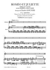Charles Gounod - ¿Qué haces White Turtledove? Romeo y Julieta - Partitura - di-arezzo.es