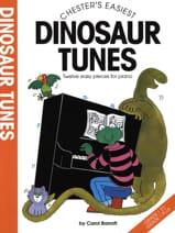 Dinosaur Tunes - Carol Barratt - Partition - Piano - laflutedepan.com