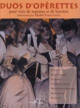 - Soprano / Baritone Operetta Duets - Sheet Music - di-arezzo.com
