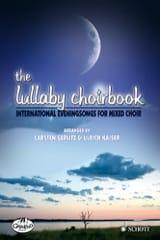 Lullaby Choirbook Partition Chœur - laflutedepan.com