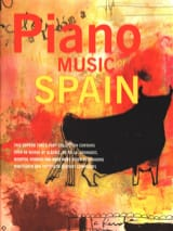 Piano Music Of Spain Partition Piano - laflutedepan.com