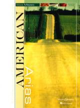 American Arias Mezzo Partition Opéras - laflutedepan.com