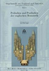 Präludien Und Postludien Der Englischen Romantik Volume 1 laflutedepan.com