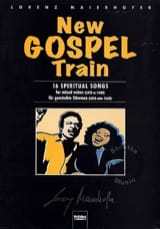 New Gospel Train Partition Chœur - laflutedepan.com