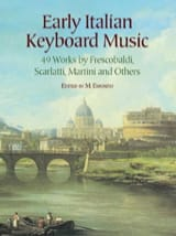 Early Italian Keyboard Music Partition Clavecin - laflutedepan.com