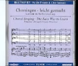9ème Symphonie Opus 125 et Chorfantasie Opus 80. CD Ténor laflutedepan.com
