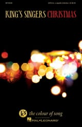 King's Singers Christmas Partition Chœur - laflutedepan.com