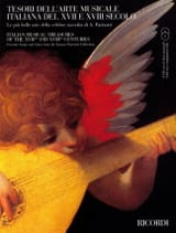 Tesori Dell' Arte Musicale Italiana Del 17 E 18 Secolo + 2 Cd laflutedepan.com