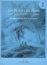- The Pleasures Of Chant Volume 2. Medium / Serious Voice - Sheet Music - di-arezzo.co.uk