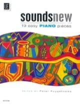 Soundsnew Partition Piano - laflutedepan.com