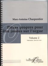 Pièces Propres Pour Etre Jouées sur L'orgue. Volume 2 laflutedepan.com