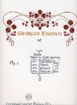 Georges Enesco - Suite In Old Style Opus 3 - Sheet Music - di-arezzo.com