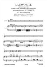 O mon Fernand. La Favorite Gaetano Donizetti laflutedepan.com