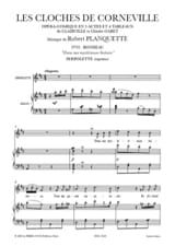 Robert Planquette - En mi historia misteriosa las campanas de Corneville - Partitura - di-arezzo.es