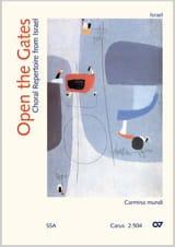 Open The Gates - Partition - Chœur - laflutedepan.com