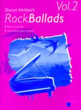 Rock Ballads Volume 2 Daniel Hellbach Partition laflutedepan.com
