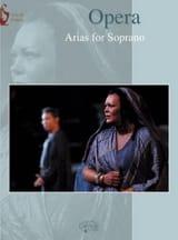 Opera Arias. Soprano Partition Opéras - laflutedepan.com