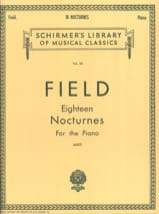 John Field - 18 Nocturnes - Sheet Music - di-arezzo.com