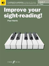Paul Harris - Improve Your Sight Reading Grade 7 - Sheet Music - di-arezzo.co.uk
