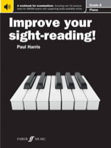 Paul Harris - Improve Your Sight Reading Grade 8 - Sheet Music - di-arezzo.com