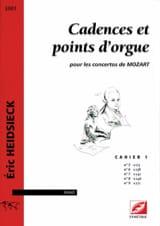Cadences et Points D'orgue Pour les Concertos de Mozart Vol 1 laflutedepan.com