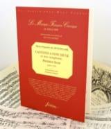 Cantates A Voix Seule et Avec Symphonie, Livre 1 laflutedepan.com
