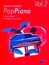 Pop Piano Volume 2 - Daniel Hellbach - Partition - laflutedepan.com
