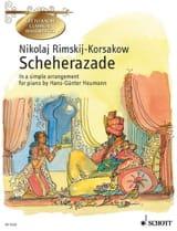 Scheherazade Opus 35 Nicolai Rimsky-Korsakov laflutedepan.com