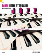 More Little Stories In Jazz ... Mike Schoenmehl laflutedepan.com