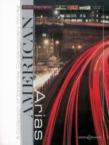 American Arias Soprano Partition Opéras - laflutedepan.com
