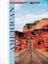 American Arias Ténor Partition Opéras - laflutedepan.com