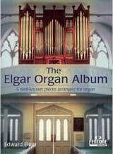 Organ Album ELGAR Partition Orgue - laflutedepan