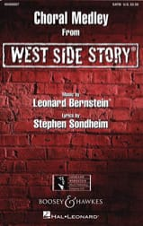 Leonard Bernstein - West Side Story. Choral Medley - Sheet Music - di-arezzo.co.uk