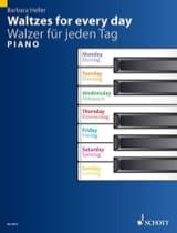 Walzer Für Jeden Tag - Barbara Heller - Partition - laflutedepan.com