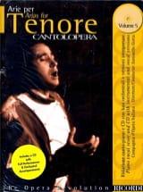 Arie Per Tenore Volume 5 Partition Opéras - laflutedepan.com