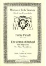Henry Purcell - The Genius Of England - Partition - di-arezzo.fr