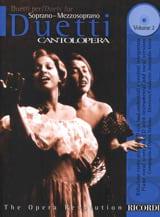 Duetti Volume 2 : Soprano-Mezzo Partition Duos - laflutedepan.com
