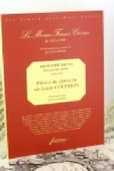Pièces de Clavecin Du Manuscrit Bauyn Louis Couperin laflutedepan.com