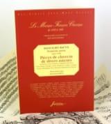 - 3ème Partie Du Manuscrit Bauyn - Partition - di-arezzo.fr