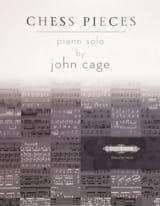 Chess Pieces John Cage Partition Piano - laflutedepan.com