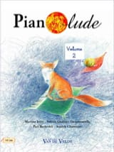 Pianolude - Volume 2 Partition Piano - laflutedepan.com
