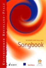 Songbook : Europa Cantat Mainz 2006 Partition laflutedepan.com