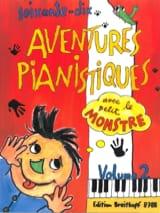 70 Aventures Pianistiques - Volume 2 Partition laflutedepan.com