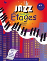 Jazz A Tous les Etages William Pizon Partition laflutedepan.com
