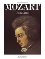 MOZART - Opera Arias. Mezzo - Partition - di-arezzo.fr