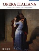 Opera italiana. Soprano - Partition - Opéras - laflutedepan.com