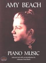 Piano Music - Amy Beach - Partition - Piano - laflutedepan.com