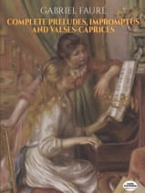 Complete Prelude, Impromptus And Valses-Caprices laflutedepan.com