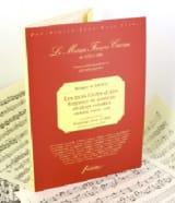 3 Livres D'airs. 1ère Partie Bénigne de Bacilly laflutedepan.com